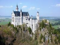 Schloss Neuschwanstein  (chrger - pixelio.de)