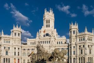 Ferienwohnung in Madrid