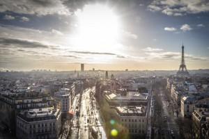 Ferienwohnung in Paris