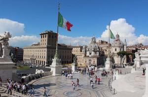 Ferienwohnung in Rom
