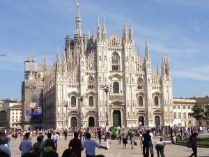Ferienwohnung in Mailand